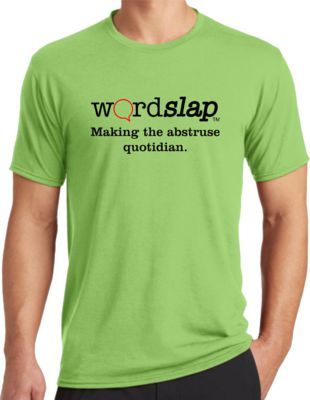 WordSlap  - words you want to know!